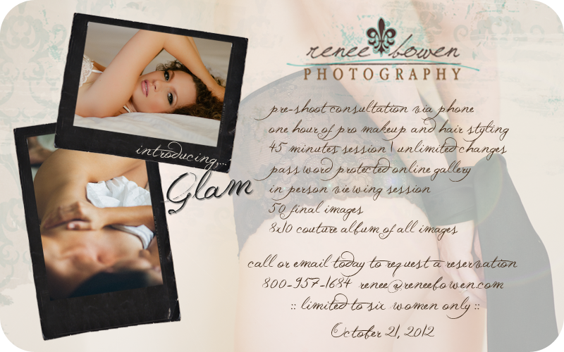 Glam Sessions | Los Angeles Boudoir Photographer