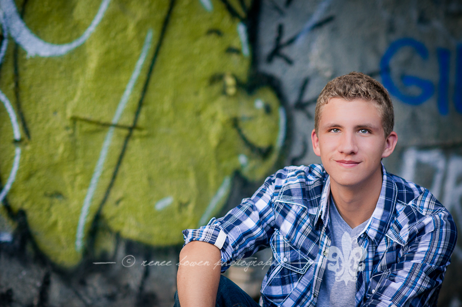 Jordan, 2013 Senior | Renee Bowen Senior Portraits
