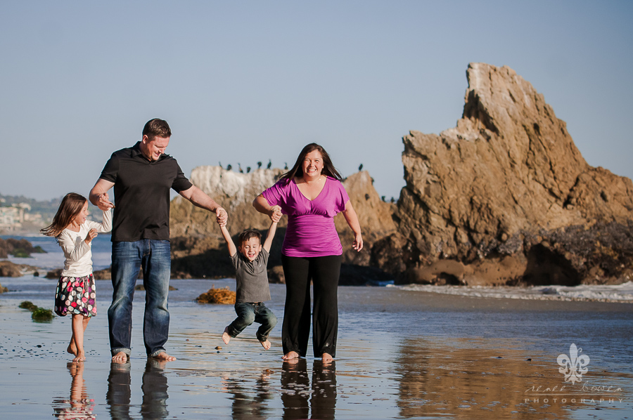 And The Beach Minis Continue… | Los Angeles Family Photographer