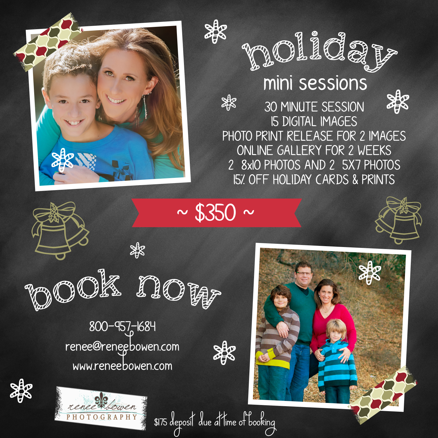 Holiday Mini Sessions – 2013